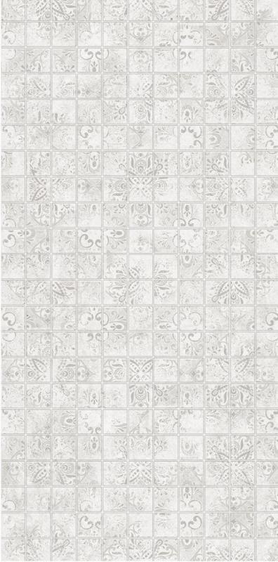 Керамическая плитка Dual Gres Buxy-Modus-London Mosaico Deluxe White декор 30х60 см