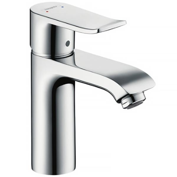 Metris 31084000 ХромСмесители<br>Смеситель для раковины Hansgrohe Metris 31084000.<br>Особенности:<br>Защита от известкового налета.<br>Расходует меньше воды благодаря технологии EcoSmart.<br>Совместим с проточными водонагревателями.<br>