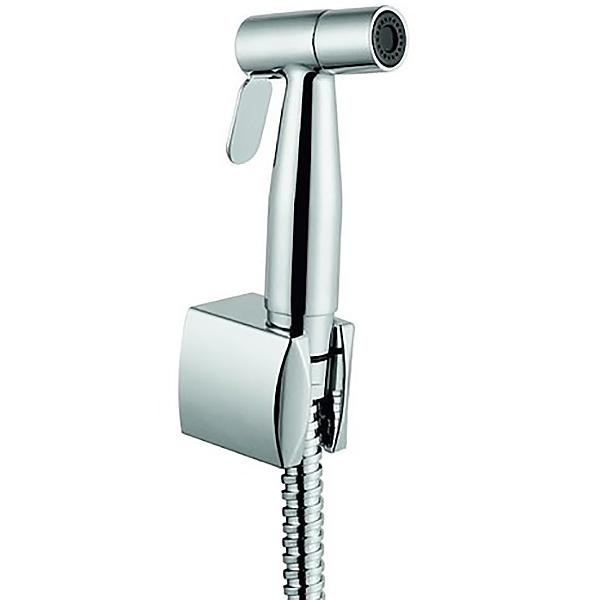 A45534EXP ХромГигиенические души<br>Гигиенический душ Vitra A45534EXP. <br>В комплекте: лейка, настенный держатель, шланг 1,25 м.<br>