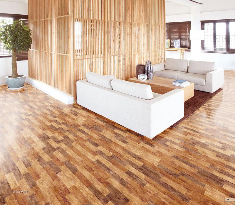 Керамическая плитка Oset Borneo Maple 8x33,3 напольная