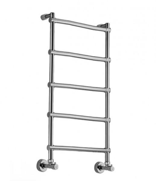 Полотенцесушитель Margaroli Sole 442-5 Хром тройник радиаторный пресс с латунной хром трубкой 15 мм 16х15х16 300 мм короткий
