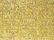 Fashion Gold Wavy L242816561 32,7x32,7