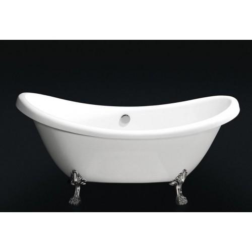 BB05-BRN  БелаяВанны<br>Свободностоящая акриловая ванна Belbagno BB05-BRN.<br>