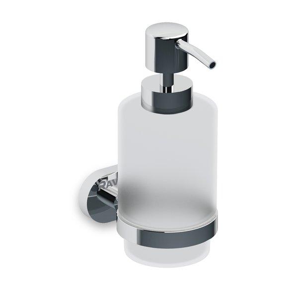 Chrome CR 230.00 ХромАксессуары для ванной<br>Дозатор для жидкого мыла Ravak Chrome CR 230.00.<br>