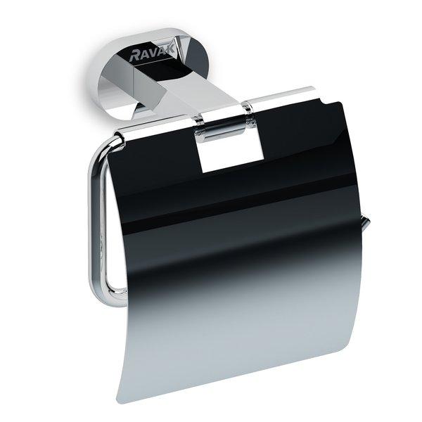 Держатель туалетной бумаги Ravak Chrome CR 400.00 Хром держатель туалетной бумаги clever urban2 98652 хром
