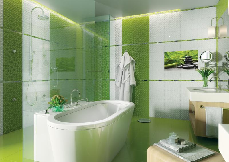 Керамическая плитка Golden Tile Relax Белый 25х40 настенная стоимость
