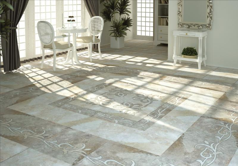 Керамогранит Argenta Canyon Dec. White 45x45 декор декор ceradim candles dec 4 25x45