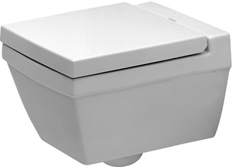 2 ND Floor 2220090000 БелыйУнитазы<br>Унитаз Duravit 2 ND Floor 2220090000 прямоугольный подвесной. Цвет белый. Крышка-сиденье в комплект не входит и приобретается отдельно.<br>