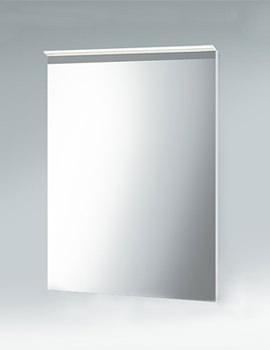Happy D 2 H2729302222 БелоеМебель для ванной<br>Зеркало Duravit Happy D 2 H2729402222 подвесное с подсветкой. Цвет белый.<br>