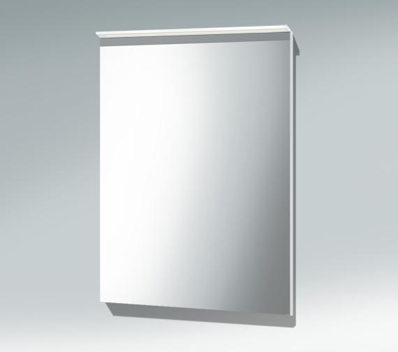 Happy D 2 H2729402222 БелоеМебель для ванной<br>Зеркало Duravit Happy D 2 H2729402222 подвесное с подсветкой. Цвет белый.<br>