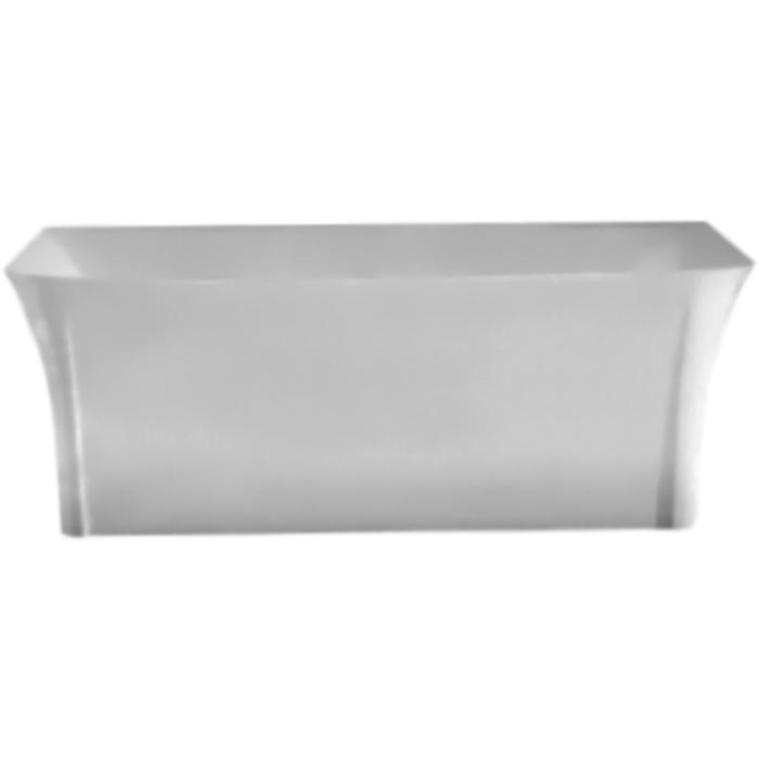 BB51-1600 160x80 без гидромассажаВанны<br>Акриловая ванна BelBagno BB51-1600 160x80 отдельностоящая, прямоугольная, с широкими бортиками, с удобным наклоном для спины.<br>Материал: высококачественный листовой акрил.<br>Прочность в сочетании с малым весом.<br>Эффективное звукопоглощение.<br>Гладкая, не скользкая и теплая на ощупь поверхность.<br>Акрил быстро нагревается и долго сохраняет тепло.<br>Неприхотливость в уходе.<br>Расположение слива: в ногах.<br>Диаметр сливного отверстия: 5,5 см.<br><br>В комплекте поставки:<br>чаша ванны;<br>слив-перелив цвета хром.<br><br>