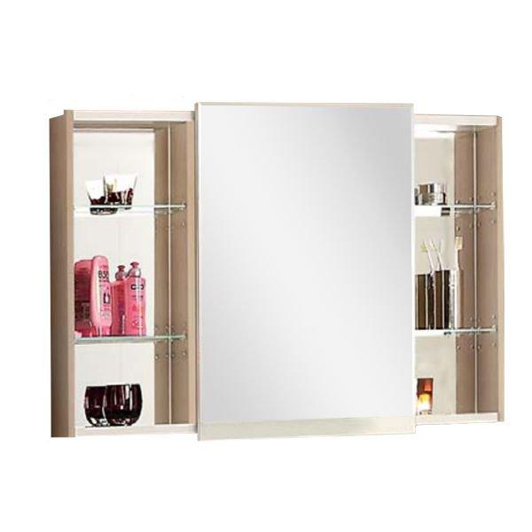 Стамбул 105 Эбони темноеМебель для ванной<br>Акватон 1A128502ST560 Стамбул 105 зеркальный шкаф<br>