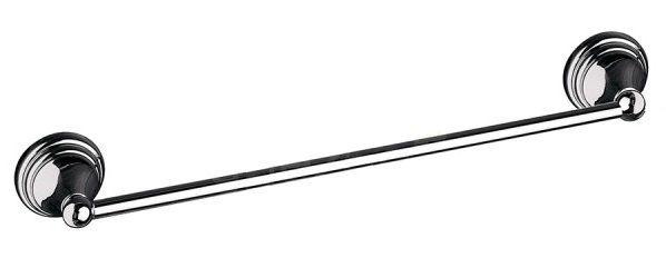 Victoria LUX-VIC-CL1010 ХромАксессуары для ванной<br>Держатeль полотенца 60 см Sturm Victoria LUX-VIC-CL1010-CR цвет хром.<br>