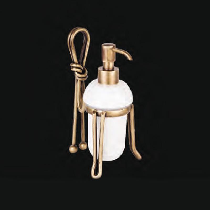 Ludovica LUX-LUD-TR1813 ЗолотоАксессуары для ванной<br>Емкость для жидкого мыла Sturm Ludovica LUX-LUD-TR1813-GL. Цвет золото.<br>