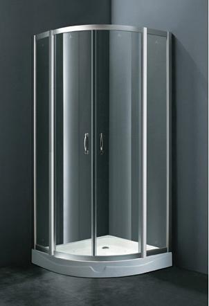 Sense W75E-225-090WT  профиль белый/прозрачное стеклоДушевые ограждения<br>Компактный душевой уголок  АМ РМ Sense W75E-225-090WT 90х90 см в современном стиле с раздвижными дверьми. Цвет профиля белый, стекло прозрачное, закаленное, толщиной 6 мм. Оснащен прочными металлическими роликами.<br>