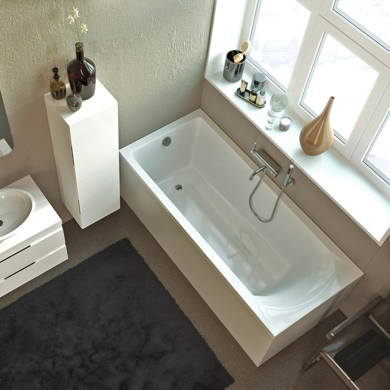 Venera 170 цвет белыйВанны<br>Ванна Alpen Venera 1700x750x480 AVP0035. Цвет белый.<br>