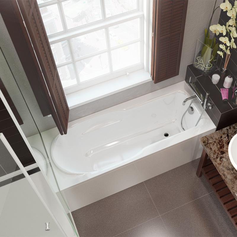 Karmenta 170 цвет белыйВанны<br>Ванна Alpen Karmenta 1700x700x400 AVP0004. Цвет белый.<br>