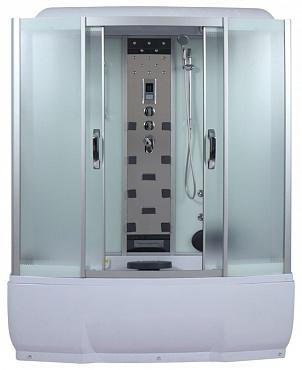 Душевая кабина River Wisla 150x80 МТ Матовое стекло/профиль матовый хром