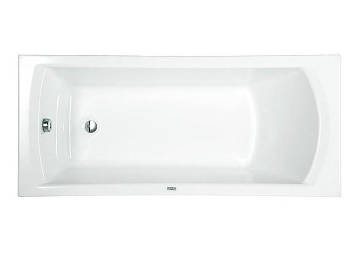 Монако XL 170 без гидромассажаВанны<br>Акриловая ванна Santek Монако XL прямоугольная.<br>