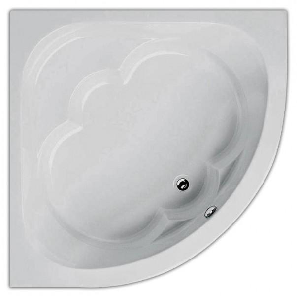 Акриловая ванна Santek Канны 150 без гидромассажа santek ванна акриловая santek монако 150х70