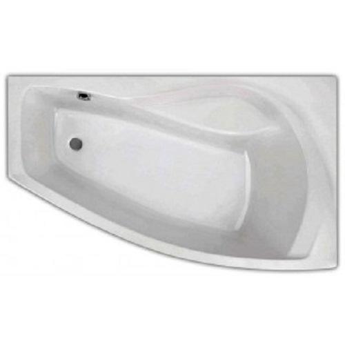 Акриловая ванна Santek Майорка 150 R без гидромассажа R santek для ванны майорка 150х90 см wh112431