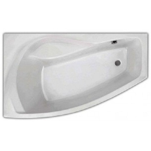Акриловая ванна Santek Майорка 150 L без гидромассажа L santek для ванны майорка 150х90 см wh112431
