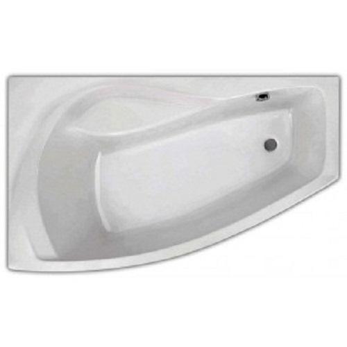 Акриловая ванна Santek Майорка XL 160 L без гидромассажа