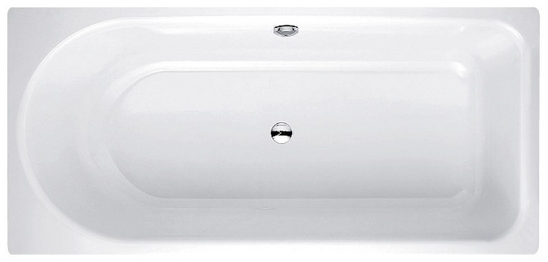 Ocean 8765 Plus, AR БелаяВанны<br>Стальная ванна Bette Ocean 8765 Plus, AR. Шумоизоляция, перелив сзади, самоочищающееся покрытие Glaze Plus и покрытие анти-слип.<br>