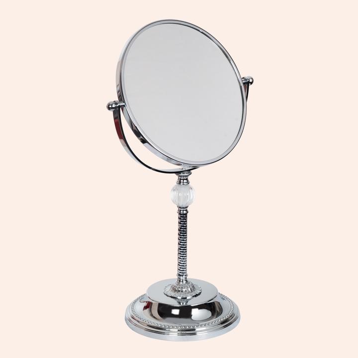 Murano TWMUBA292/OV ХромАксессуары для ванной<br>Зеркало косметическое TW Murano TWMUBA292/OVcr. Цвет хром.<br>