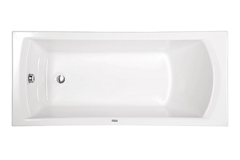 Акриловая ванна Santek Монако 170 Без гидромассажа santek ванна акриловая santek монако 150х70