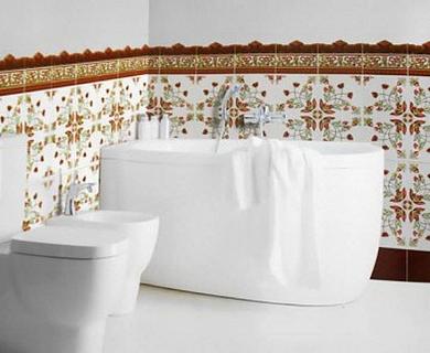Керамическая плитка Cas Ceramica Amaya Cenefa Marron 15x20 настенная цена