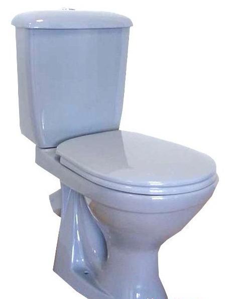 Элисса 219600 белыйУнитазы<br>Унитаз-компакт Оскольская керамика  Элисса-Антивсплеск  219600 с сиденьем, боковой подвод.<br>