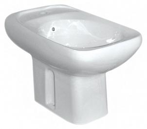 Биде Оскольская Керамика Альфана 214000 Белое раковина мебельная оскольская керамика альфана 52 зеленый 4631111132630