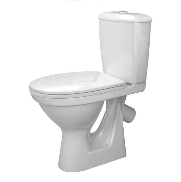 Персона 221100 БелыйУнитазы<br>Унитаз - компакт Оскольская керамика Персона 221100 с сидением и откидным поручнем (для инвалидов).<br>