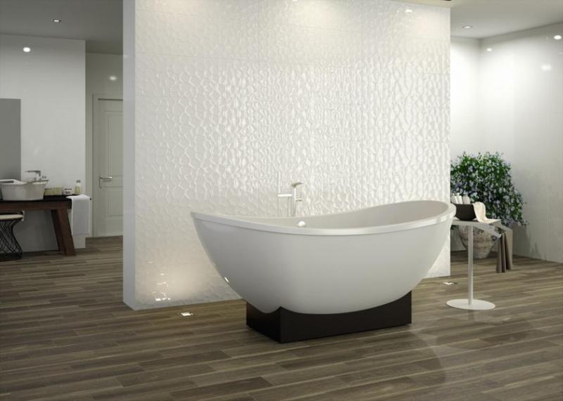 Керамическая плитка Benadresa Blancos Blanco Brillo 33,3x100 настенная стоимость