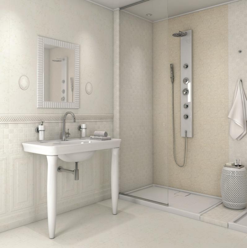Керамогранит Kerama Marazzi Белгравия MM11092 Светлый мозаичный 30х30х9 декор стоимость