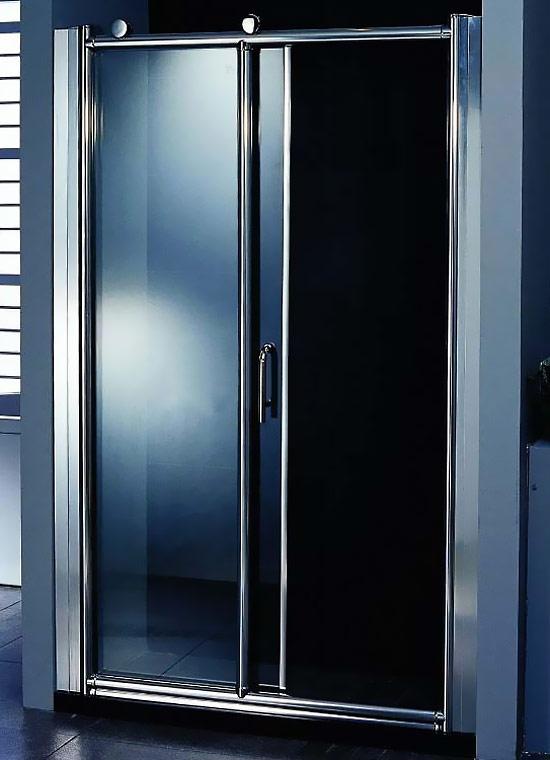 TS-0507В ХромДушевые ограждения<br>Дверь в нишу Appollo TS-0507В. Душевое ограждение, стекло закаленное, 1 раздвижная дверь (может быть справа или слева), без поддона.<br>