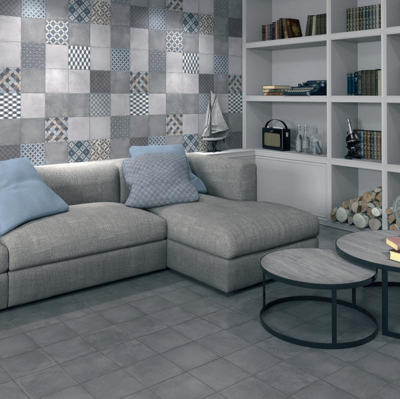 Керамическая плитка Kerama Marazzi Карнаби-стрит 1575 T Орнамент беж 20,1х20,1х9 напольная стоимость