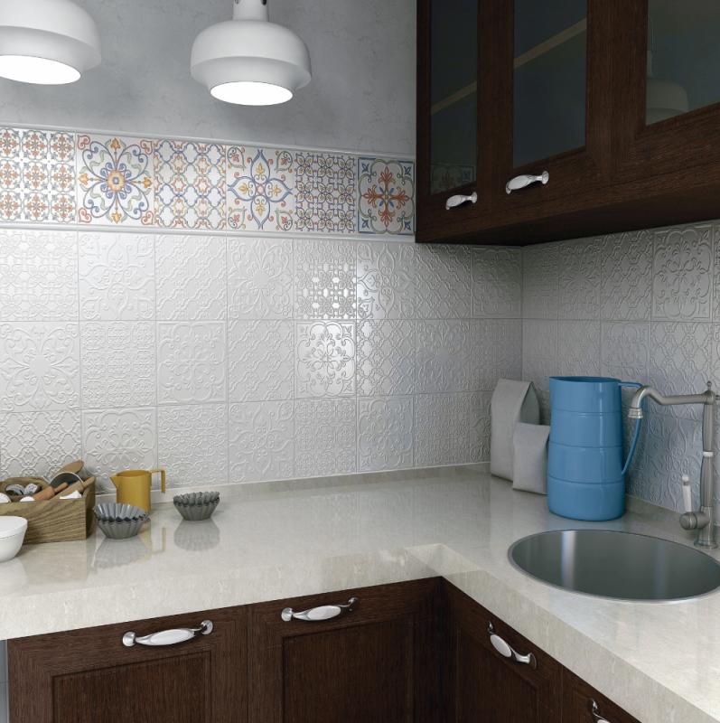 Керамическая плитка Kerama Marazzi Суррей 5227 20х20х7,9 настенная стоимость
