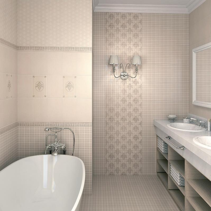 Керамическая плитка Kerama Marazzi Традиция AD/A178/8234 20х30х6,9 декор стоимость