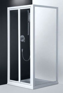 Classic Line CDO2/750 профиль белый/стекло barkДушевые ограждения<br>Двойная распашная душевая дверь Roltechnik Classic Line CDO2/750. Ширина входа 470 мм. Толщина стекла 3 мм.Стенка  полистерол bark (рисунок - кора).  Профиль white - белый крашеный алюминий. Стекло Nanoglass 2-го поколения, универсальная обработка керамики и поверхностей стекла, которая препятствует оседанию на них водного камня имеет высокую механическую стойкость не подвержено истиранию. Защелки в цвет профиля магнитные. Уплотнители высокоэластичные герметичные.<br>