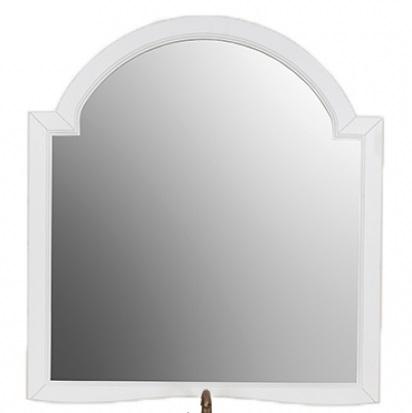 322 ОрехМебель для ванной<br>Зеркало TW 322 bi puro  арка. Рама дерево, отделка орех.<br>
