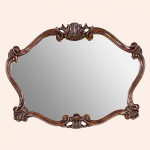 330  МоккаМебель для ванной<br>Зеркало TW 330  ti moka.Рама: дерево, отделка: мокка.<br>