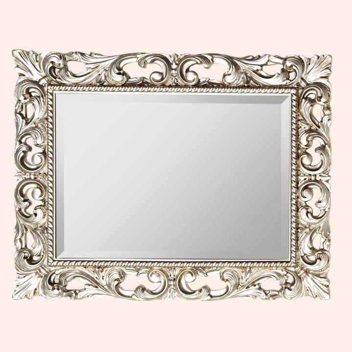 71139 Хром-металлМебель для ванной<br>Зеркало TW 71139cr. Рама дерево, отделка хром-металл.<br>