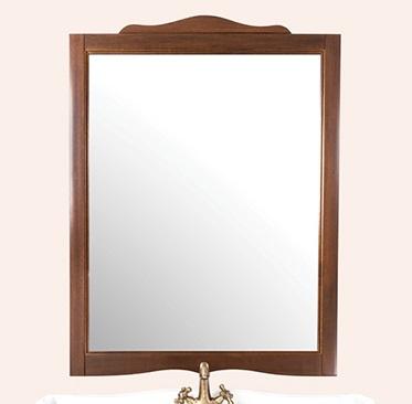 Veronica SP83 МоккоМебель для ванной<br>Зеркало TW  Veronica SP83 ti moka. Рама дерево, отделка мокко.<br>