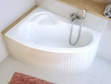 Laguna 160x105 ЛеваяВанны<br>Акриловая ванна Excellent Laguna 160x105 L ассиметричной формы левосторонняя. В стоимость входит только ванна.<br>