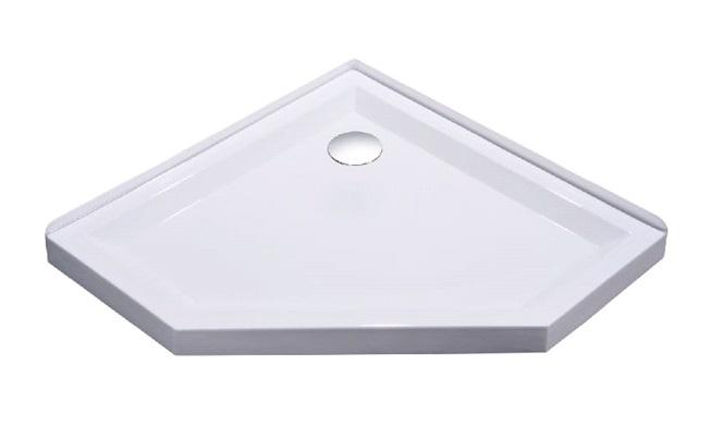 TD-1010-4 ПоддонДушевые поддоны<br>Поддон Orans TD-1010-4 угловой, пятиугольный. Дренаж в комплекте.<br>