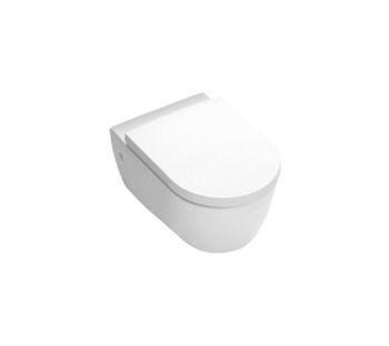 Fusion Y0XB01 белыйУнитазы<br>Hatria Fusion Y0XB01 Унитаз подвесной с сиденьем и креплением к стене в комплекте.<br>