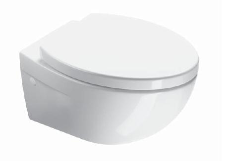 Унитаз GSI Modo 771211 Белый