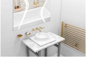 Boomerang  850х700 ПрямоугольноеМебель для ванной<br>Зеркало Vayer Boomerang 850х700 со светодиодной подсветкой с сенсорным управлением. Зеркало устойчиво к влиянию воды и пара.<br>